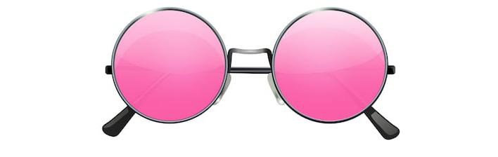 Dozrála jsem … mám růžové brýle