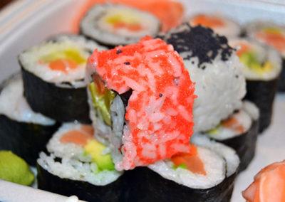 mňam mňam sushi